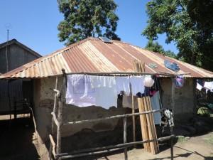 Typical House in Rusinga Island