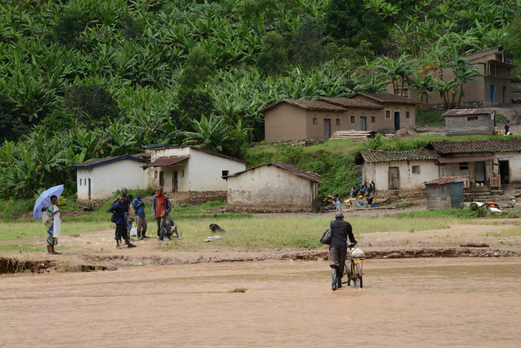 Rubagabaga village is the first PPCP of its type in Rwanda