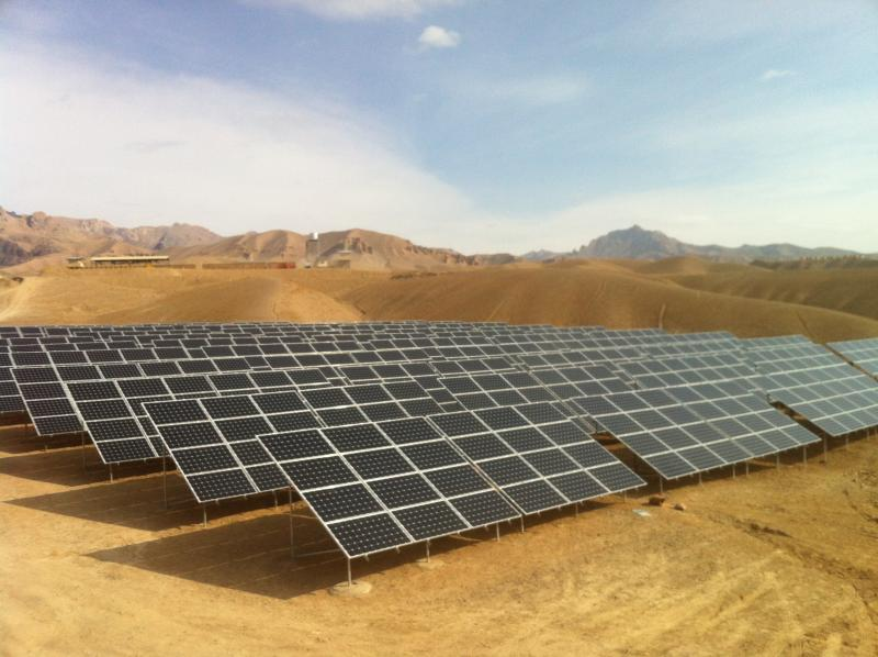 Bamyan solar panels (1)